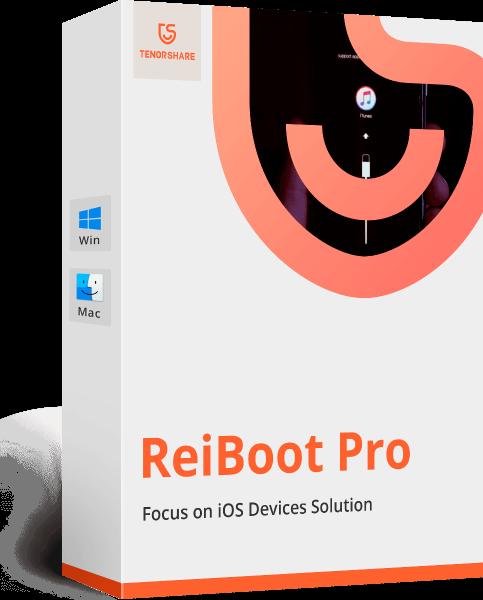 Tenorshare ReiBoot Pro license key 2020
