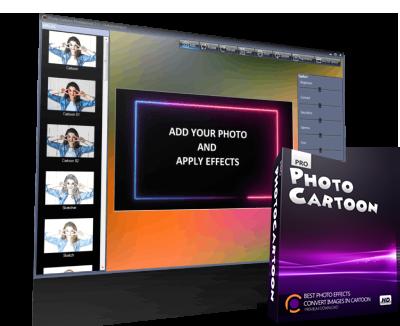PhotoCartoon Professional 6.0 +Crack Turning Photos Into Drawings