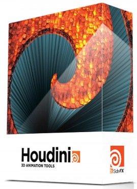SideFX Houdini FX crack latest