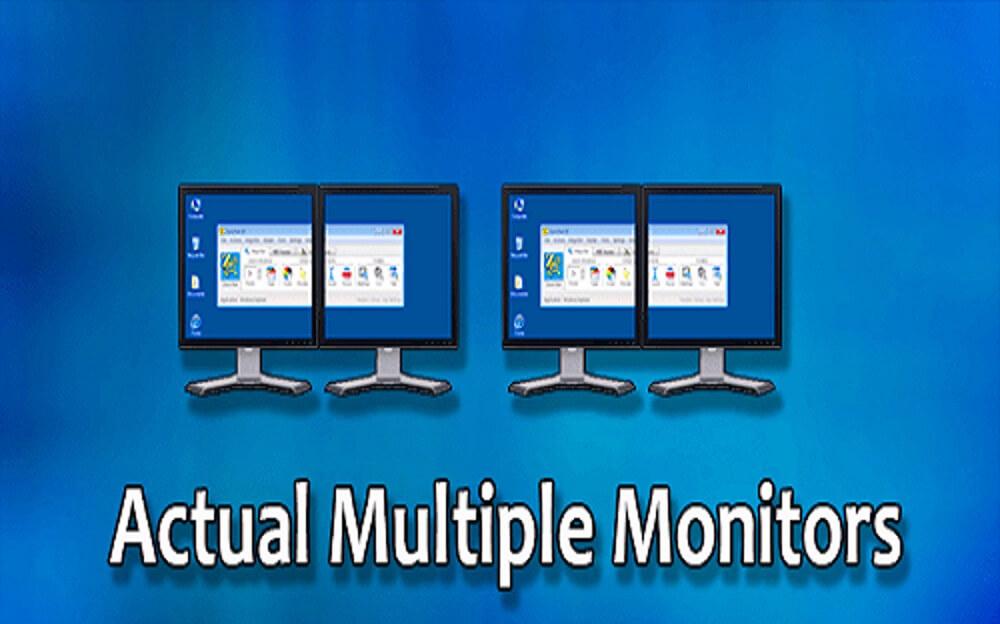 Actual Multiple Monitors Crack