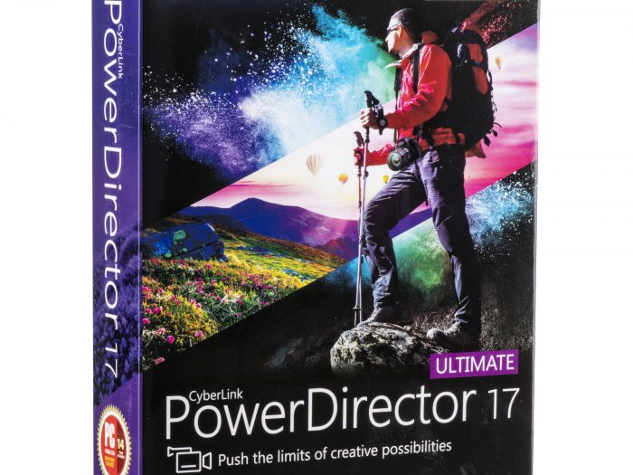 CyberLink PowerDirector 17 portable Crack
